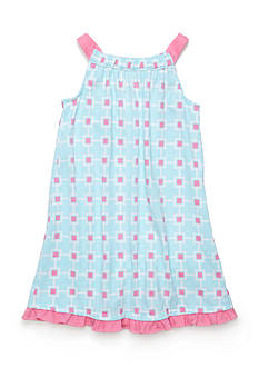 J Khaki™ Geo Print Dress Toddler Girls