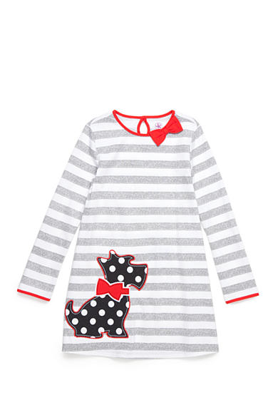 J. Khaki® Scottie Dress Toddler Girls