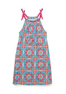 J. Khaki® Medallion Dress Toddler Girls