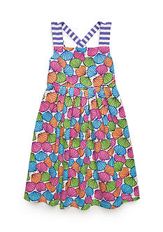 J. Khaki® Seashell Dress Toddler Girls
