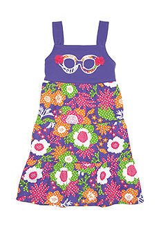 J. Khaki Sunglass Dress Toddler Girls
