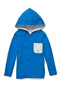 J. Khaki Reversible Pocket Hooded Tee Toddler Boys