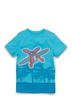 J. Khaki Short Sleeve Novelty Tee Toddler Boys