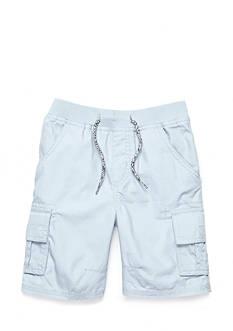 J. Khaki Pull On Cargo Shorts Toddler Boys
