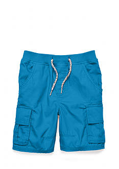 J. Khaki® Pull On Cargo Short Toddler Boys
