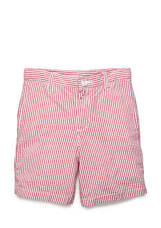 J Khaki™ Seersucker Shorts Toddler Boys