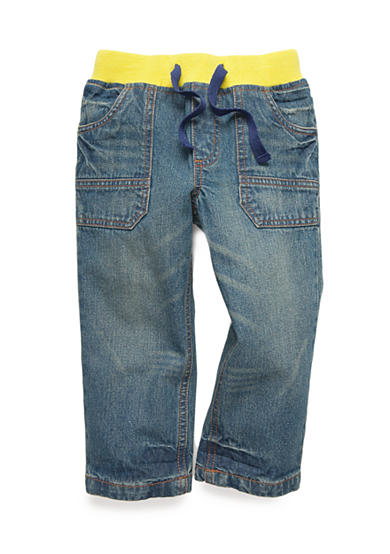 J. Khaki® Denim Drawstring Pants Toddler Boys