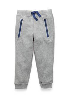 J. Khaki Knit Jogger Pant Toddler Boys