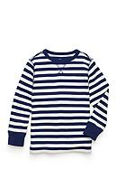 J. Khaki® Stripe Thermal Shirt Toddler Boys
