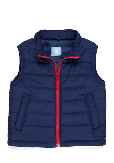 J. Khaki® Puffer Vest Toddler Boys