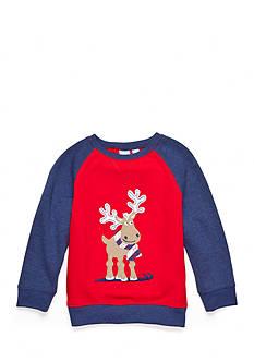 J. Khaki Holiday Sweatshirt Toddler Boys