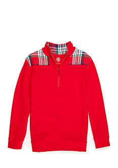 J. Khaki Pullover Sweatshirt Toddler Boys