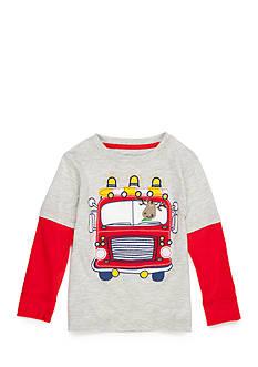 J. Khaki Novelty Shirt Toddler Boys