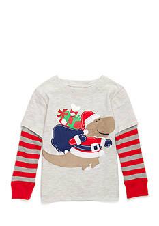 J. Khaki Novelty Thermal Shirt Toddler Boys