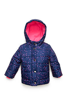 Carter's Heart Puffer Jacket