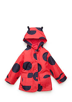 Carter's Ladybug Raincoat Toddler Girls
