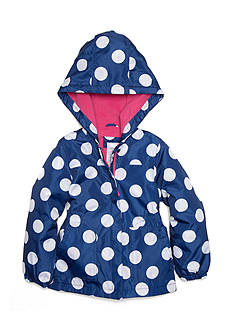 Carter's Polka Dot Anorak Toddler Girls