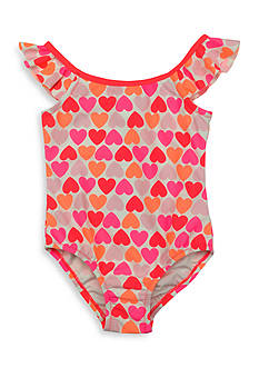 London Fog Hearts One Piece