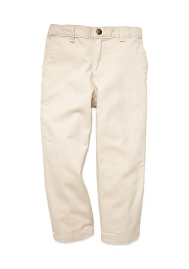J. Khaki® Twill Pants Toddler Boys