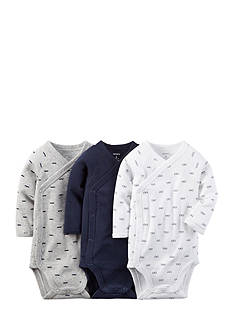 Carter's® 3-Pack Side Snap Bodysuits