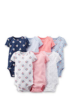 Carter's® 7-Pack Printed Bodysuits