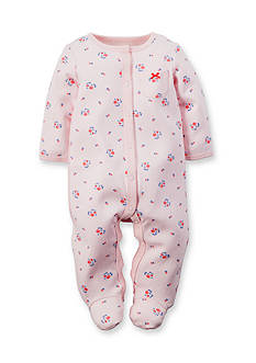 Carter's® Floral Print Sleep and Play