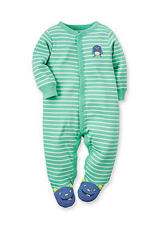 Carter's® Monster Striped Sleep and Play