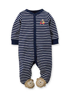 Carter's® Monkey Striped Sleep and Play