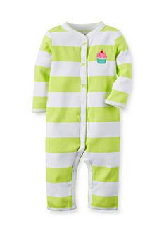 Carter's® Cupcake Sleep and Play Bodysuit