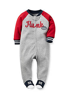 Carter's Newborn Athletic Hunk 1-Piece Sleep & Play