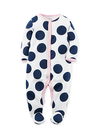 Carter's® Polka Dot Sleeper