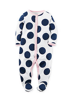 Carter's Polka Dot Sleeper