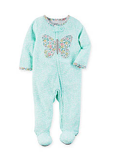 Carter's Cotton Zip-Up Sleeper
