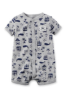 Carter's® Printed Pirate Creeper