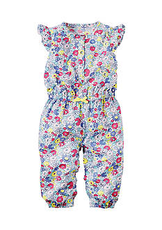 Carter's® Printed Floral Jumpsuit