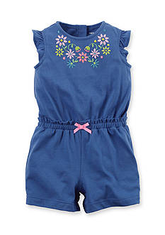 Carter's® Embroidered Romper