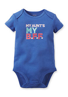 Carter's® 'My Aunt Is My BFF' Bodysuit