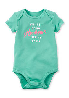 Carter's® Awesome Daddy Bodysuit