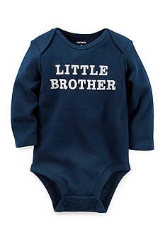 Carter's 'Little Brother' Bodysuit