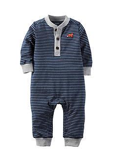 Carter's 1-Piece Jersey Jumpsuit Baby/Infant Boy