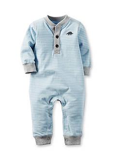 Carter's Jersey Jumpsuit Baby/Infant Boy