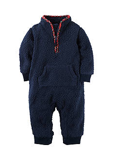 Carter's® Sherpa Jumpsuit