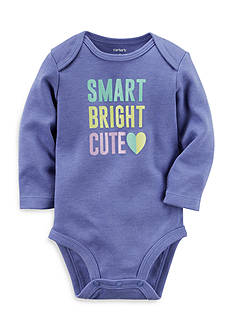 Carter's® Smart Bright Cute Collectible Bodysuit