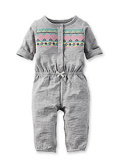Carter's® 1-Piece Jumpsuit Baby/Infant Girl