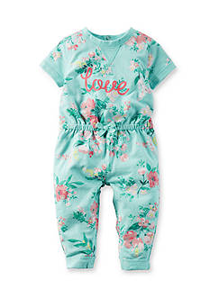 Carter's® Floral Love Jumpsuit Baby/Infant Girl
