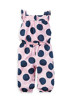 Carter's® Polka Dot Jumpsuit