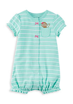 Carter's® Snap-Up Monkey Romper