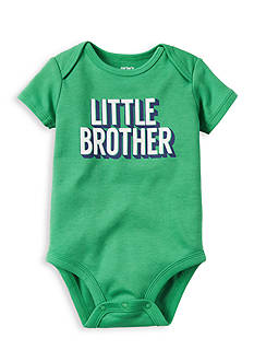 Carter's Little Brother Bodysuit