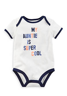 Carter's® My Auntie Is Super Cool Collectible Bodysuit