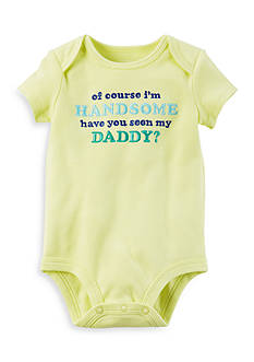 Carter's® Handsome Like Daddy Collectible Bodysuit